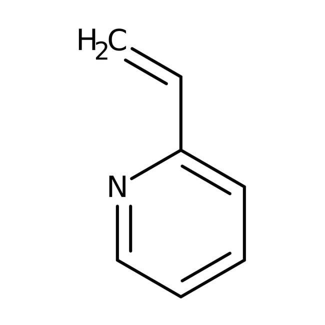 2-Vinylpyridine, 97%, stabilized, Acros Organics
