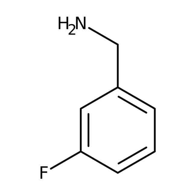 3-Fluorobenzylamine, 97%, ACROS Organics™