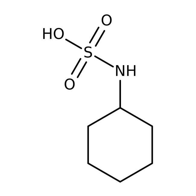 N-Cyclohexylsulfamic Acid 98.0 %, TCI America