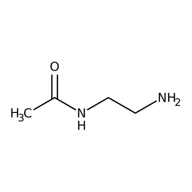 N-(2-Aminoethyl)acetamide, 90%, ACROS Organics™