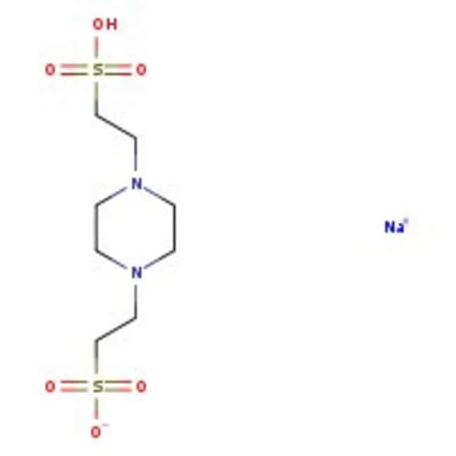 PIPES, Monosodium Salt, Biological Buffer, High Purity, 98.5%, Spectrum
