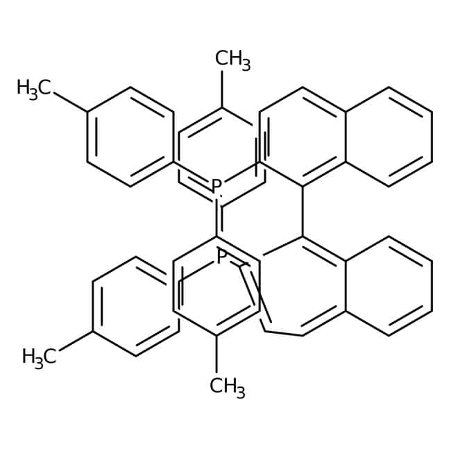 (S)-(-)-2,2'-Bis(di-p-tolylphosphino)-1,1'-binaphthyl, 98+%, ACROS Organics