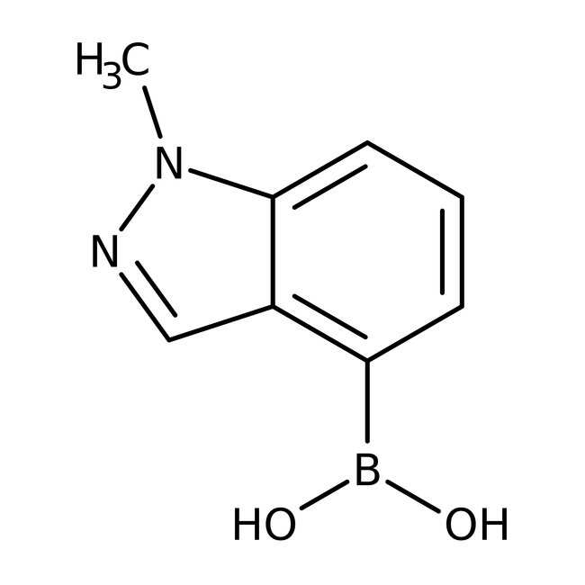 1-Methyl-1H-indazole-4-boronic acid, 95%, ACROS Organics™  prodotti trovati