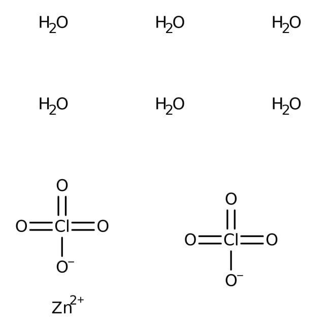 Alfa Aesar™Zinc perchlorate hexahydrate, 99.997% (metals basis)