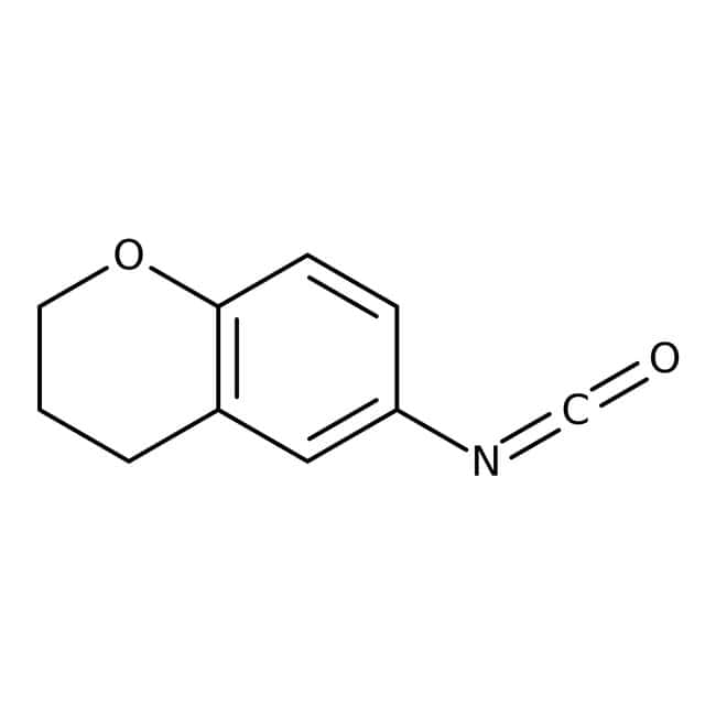 6-Isocyanatochroman, 97%, Maybridge™