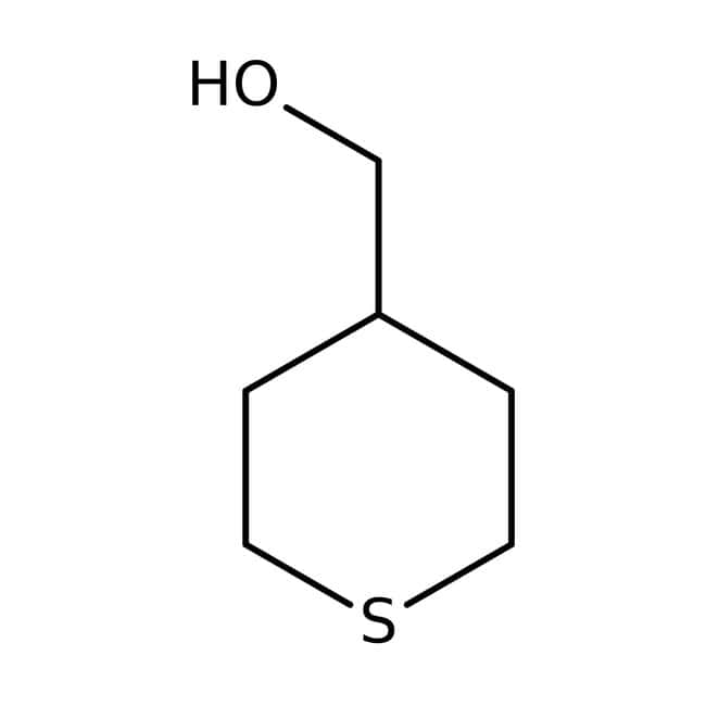 Tetrahydrothiopyran-4-ylmethanol, 97%, Maybridge™