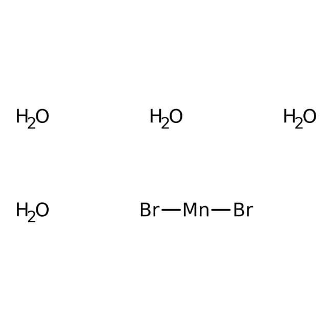 Alfa Aesar™Manganese(II) bromide hydrate, 99.9% (metals basis)