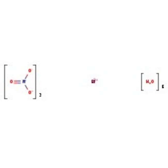 Bismuth(III) nitrate pentahydrate, 99.999%, (trace metal basis), ACROS Organics™ 100g; Glass bottle Bismuth(III) nitrate pentahydrate, 99.999%, (trace metal basis), ACROS Organics™