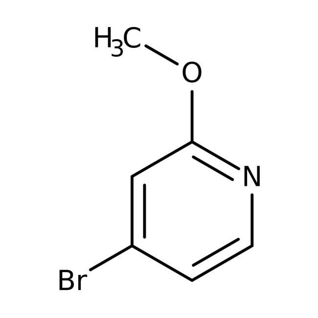 4-Bromo-2-methoxypyridine, 97%, Acros Organics