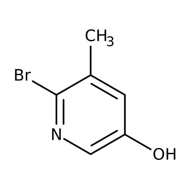 Alfa Aesar  2-Bromo-5-hydroxy-3-methylpyridine, 97%