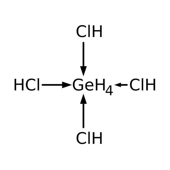 Germanium tetrachloride, 99.99%, (trace metal basis), ACROS Organics™ 25g; Glass bottle Germanium tetrachloride, 99.99%, (trace metal basis), ACROS Organics™
