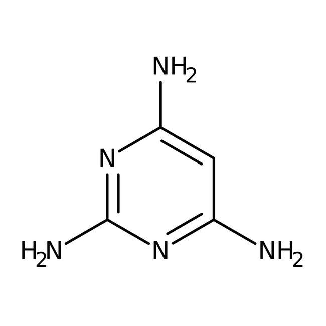 2,4,6-Triaminopyrimidine, 97%, ACROS Organics