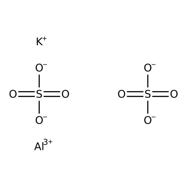 Alfa Aesar™Aluminum sulfate, anhydrous, 99.99% (metals basis)