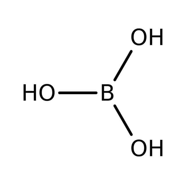 Boric Acid (Crystalline/Certified ACS), Fisher Chemical