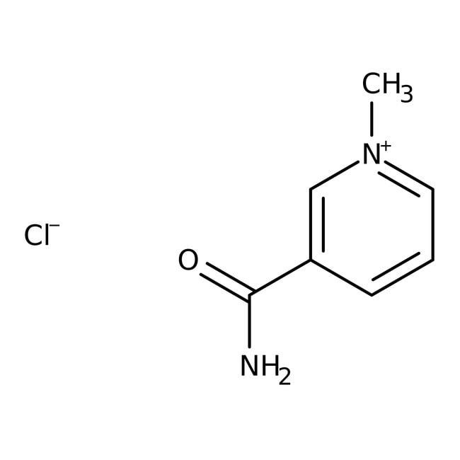3-Carbamyl-1-methylpyridinium Chloride 98.0+%, TCI America™