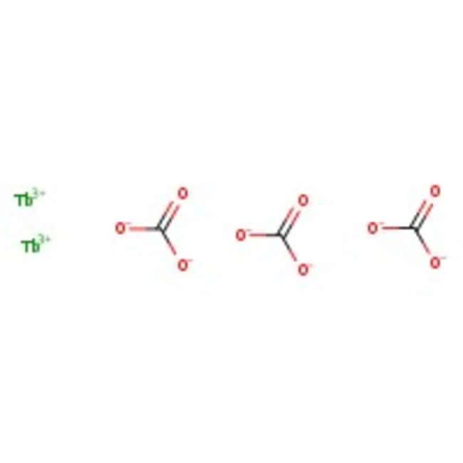 Alfa Aesar™Carbonate de terbium(III) hydraté, Reacton™, 99,9% (REO) 50g Alfa Aesar™Carbonate de terbium(III) hydraté, Reacton™, 99,9% (REO)