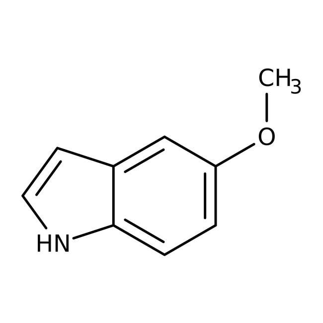 5-Methoxyindole, 99%, ACROS Organics™