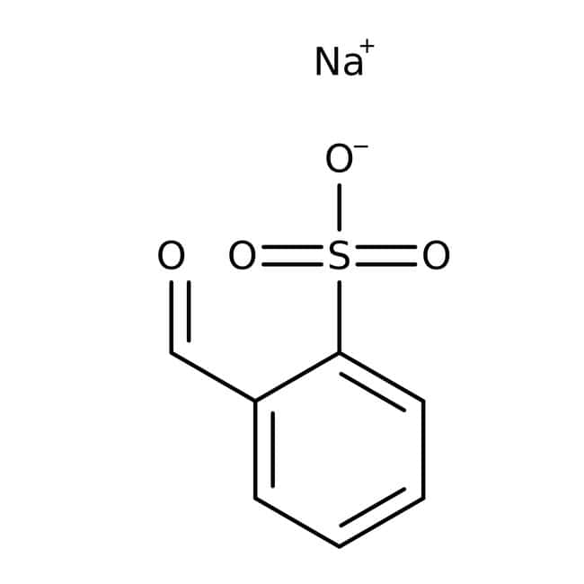 2-Formylbenzenesulfonic acid sodium salt, 90%, Tech., ACROS Organics™ 2.5kg; Plastic bottle 2-Formylbenzenesulfonic acid sodium salt, 90%, Tech., ACROS Organics™