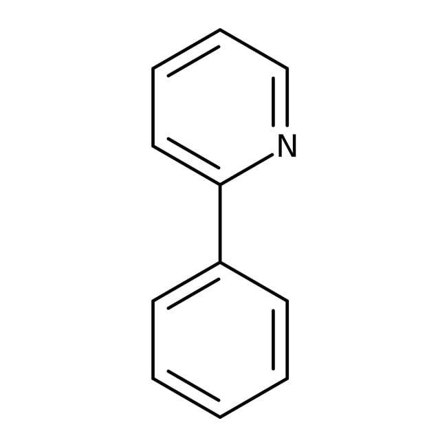 Alfa Aesar™2-phénylpyridine, 98% 10g Alfa Aesar™2-phénylpyridine, 98%