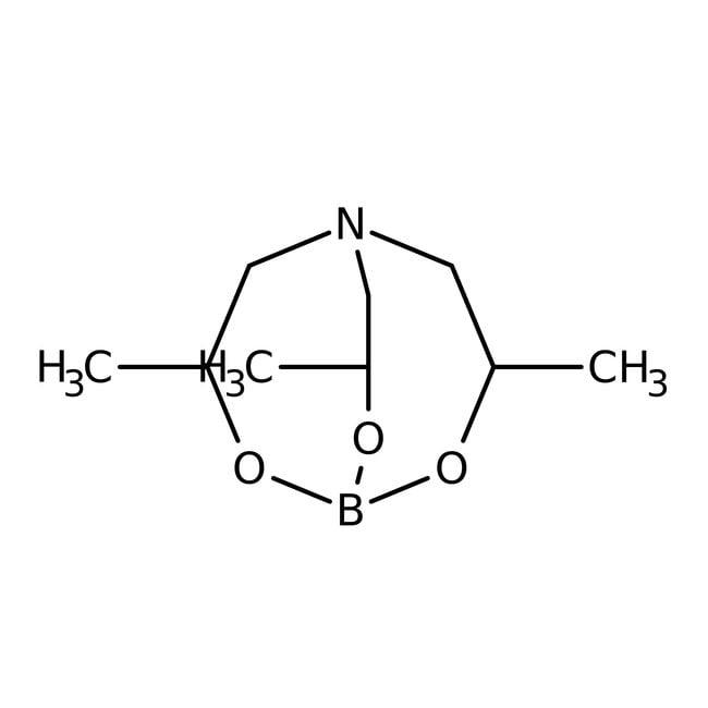 Triisopropanolamine cyclic borate, 98+%, ACROS Organics™