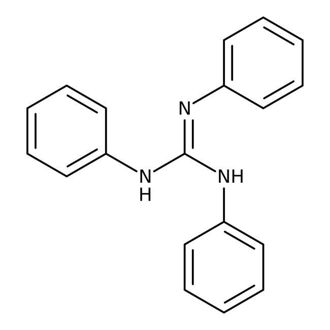 Alfa Aesar  N,N',N''-Triphenylguanidine, 97%