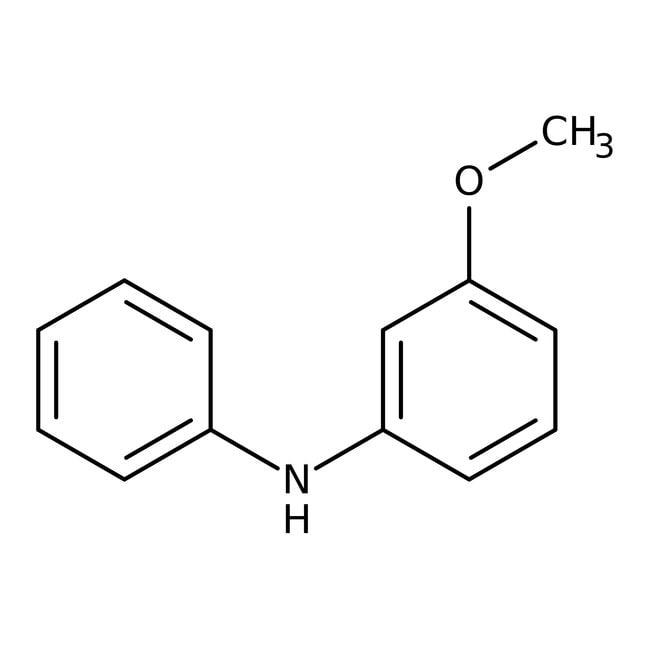 Alfa Aesar™3-Methoxydiphenylamine, 98% 5g Alfa Aesar™3-Methoxydiphenylamine, 98%