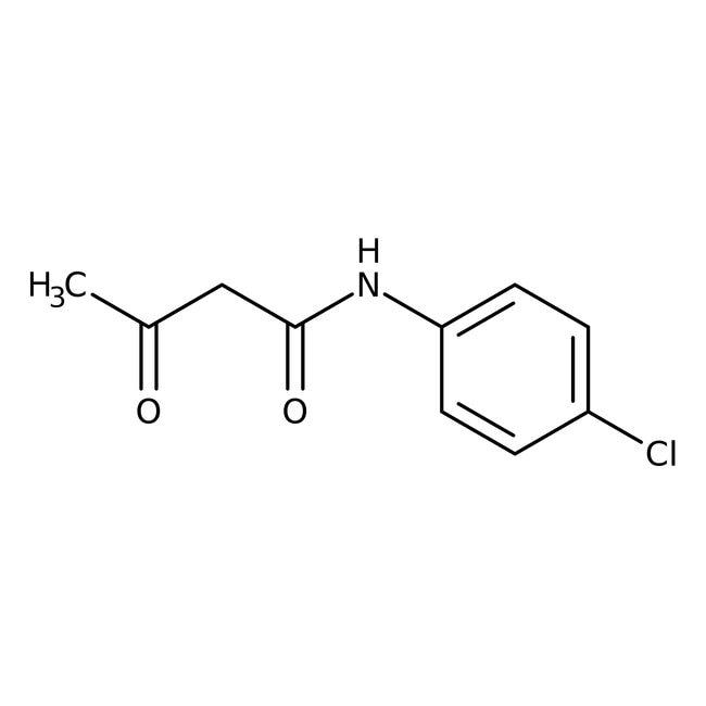 4'-Chloroacetoacetanilide, 98%, ACROS Organics™