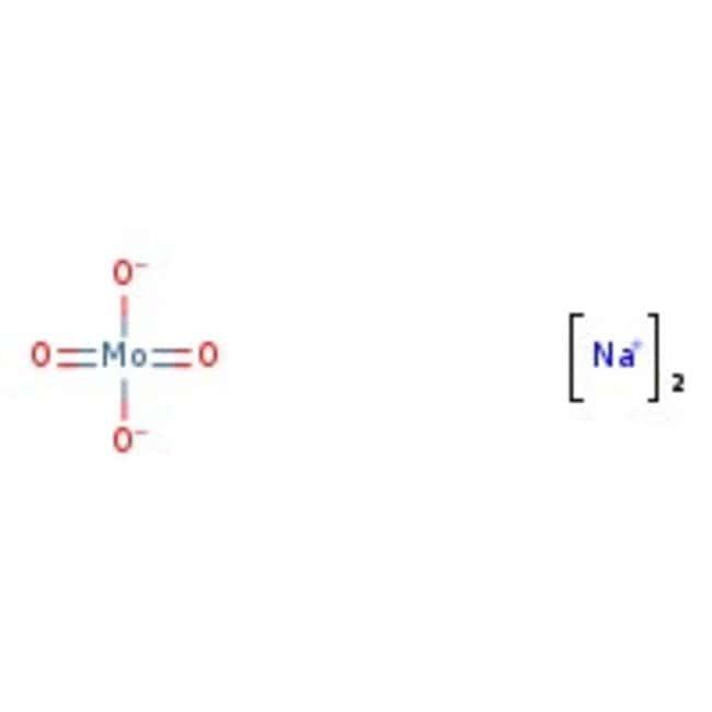 Sodium Molybdate Dihydrate, puriss., Honeywell Fluka™ 2.5KG PLASTIC BOTTLE Sodium Molybdate Dihydrate, puriss., Honeywell Fluka™