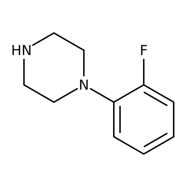 1-(2-Fluorophenyl)piperazine, 97%, ACROS Organics™