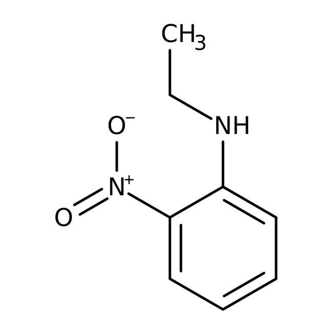 Alfa Aesar™N-Ethyl-2-nitroaniline, 98% 1g Alfa Aesar™N-Ethyl-2-nitroaniline, 98%