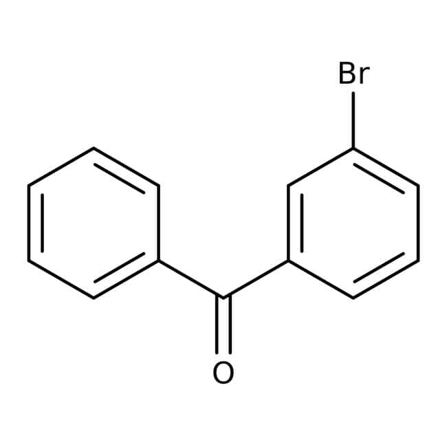 Alfa Aesar™3-Bromobenzophenone, 97%