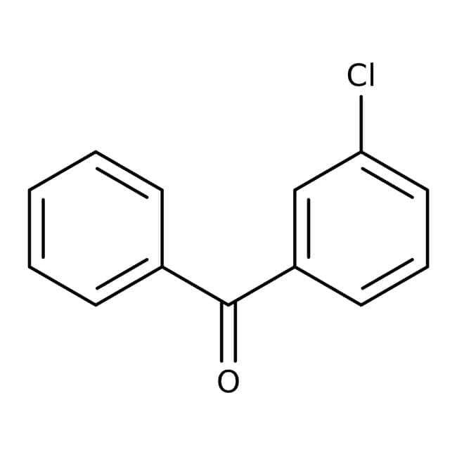 Alfa Aesar™ 3-Chlorobenzophenone, 98+%: Benzene and substituted derivatives Benzenoids