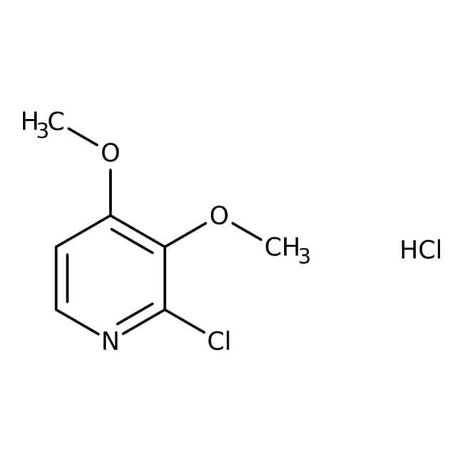 Alfa Aesar™2-Chloro-3,4-dimethoxypyridine, 97% 1g Alfa Aesar™2-Chloro-3,4-dimethoxypyridine, 97%