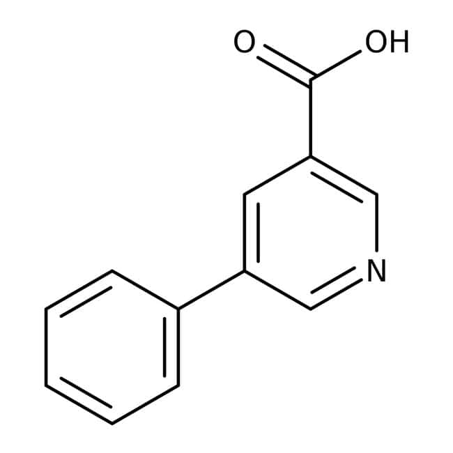 5-Phenylnicotinic acid, ≥95%, Maybridge