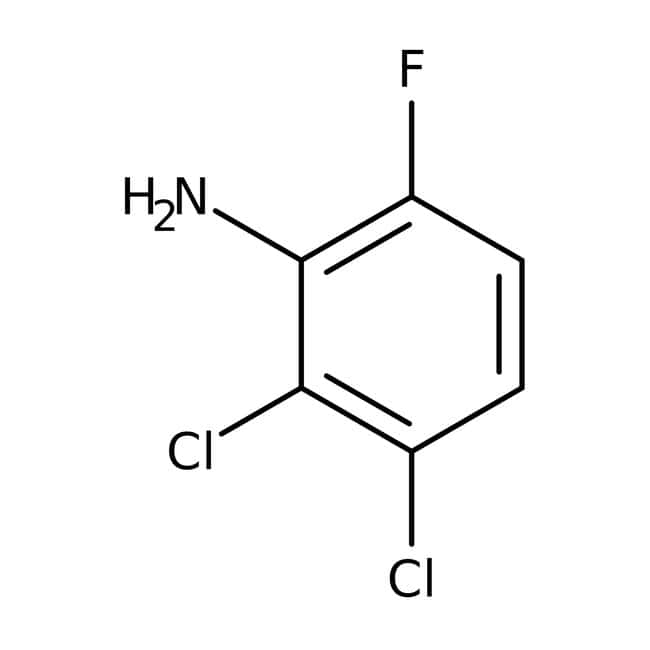 Alfa Aesar™2,3-Dichloro-6-fluoroaniline, 97%: Halobenzenes Benzene and substituted derivatives