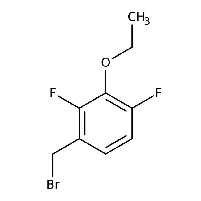 Alfa Aesar™3-Ethoxy-2,4-Difluorbenzylbromid, 97% 5g Alfa Aesar™3-Ethoxy-2,4-Difluorbenzylbromid, 97%