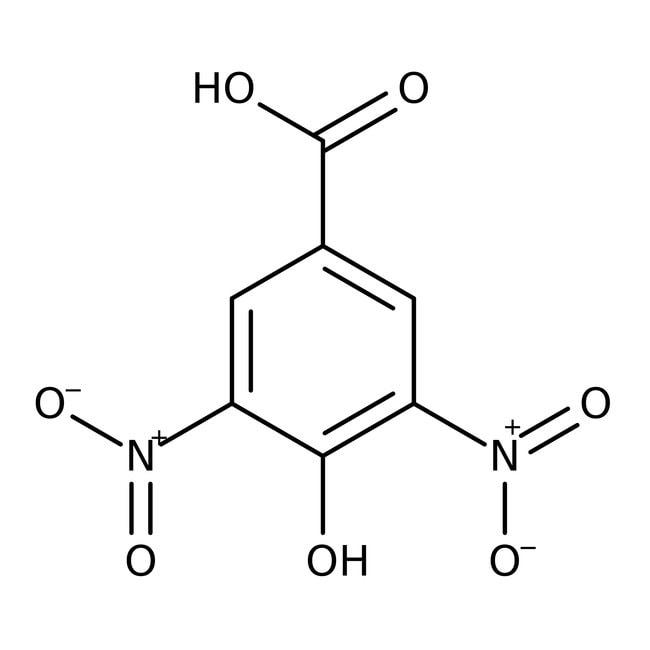 Alfa Aesar  4-Hydroxy-3,5-dinitrobenzoic acid, 98+%