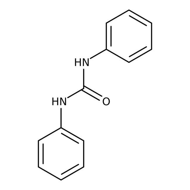 N,N'-Diphenylurea, 97%, ACROS Organics™ 100g N,N'-Diphenylurea, 97%, ACROS Organics™