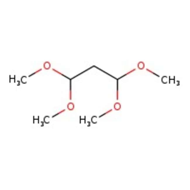 Malonaldehyde bis(dimethyl acetal), 99+%, ACROS Organics™ 500g; Glass bottle Malonaldehyde bis(dimethyl acetal), 99+%, ACROS Organics™