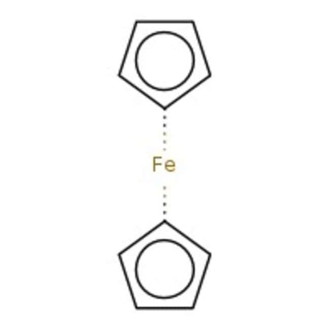 Ferrocene, 98%, ACROS Organics™ 100g; Plastic bottle prodotti trovati
