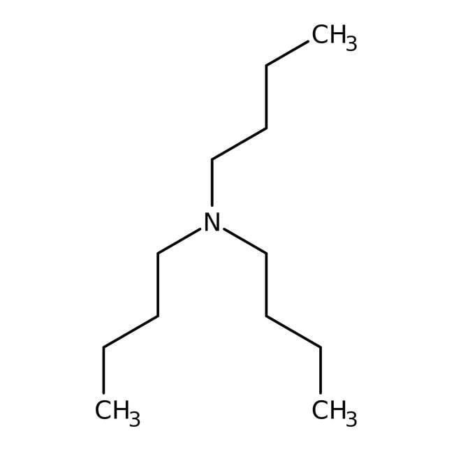 Tributylamine, 99%, ACROS Organics™ 10L; Plastic jerry can Tributylamine, 99%, ACROS Organics™