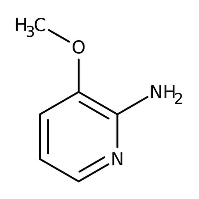 2-Amino-3-methoxypyridine, 97%, ACROS Organics™