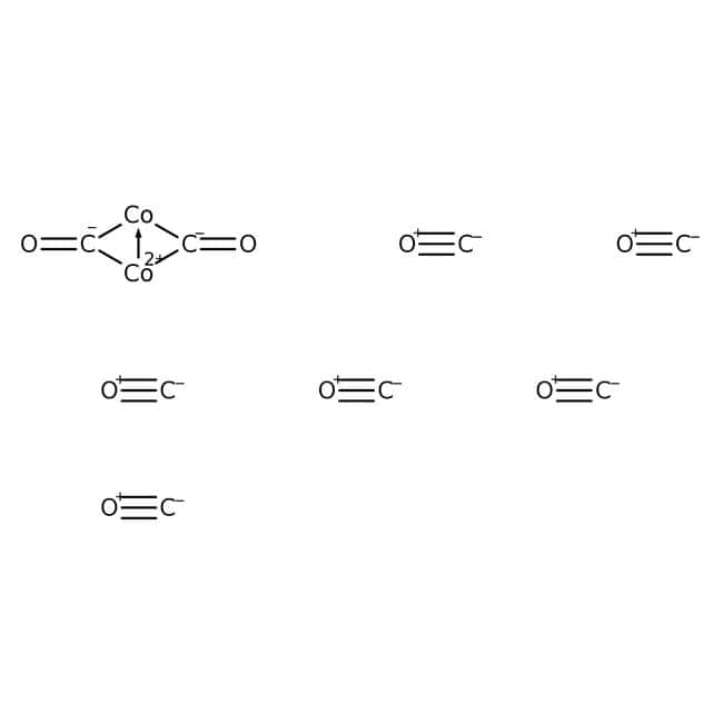 Alfa Aesar™Octacarbonyldicobalt, stab. with 1-5% hexane