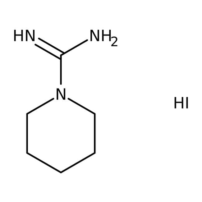 piperidine-1-carboximidamide hydroiodide, Maybridge™ 1g piperidine-1-carboximidamide hydroiodide, Maybridge™