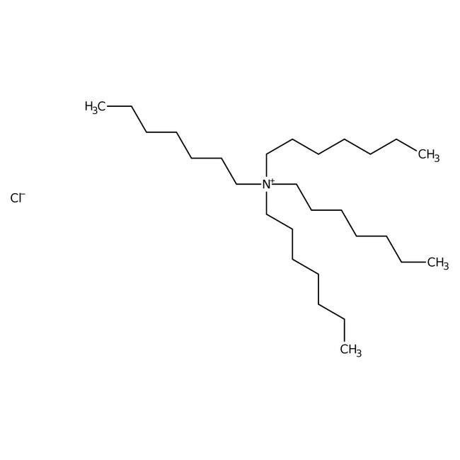 Tetraheptylammonium chloride, 95%, ACROS Organics