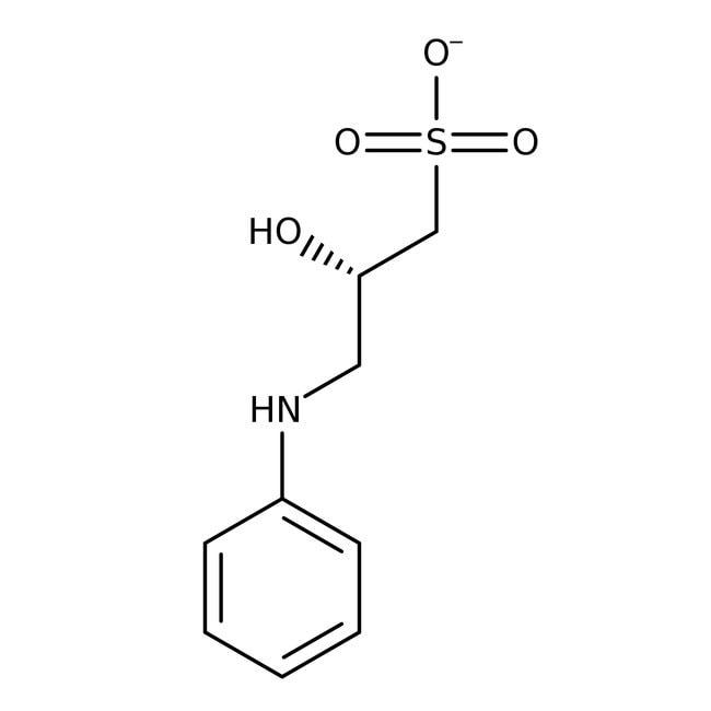 CAPSO sodium salt, 98%, ACROS Organics™ 25g CAPSO sodium salt, 98%, ACROS Organics™