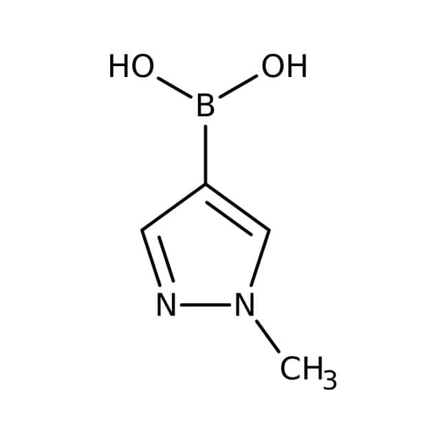 1-Methyl-1H-pyrazole-4-boronic acid hydrochloride, 95%, ACROS Organics™