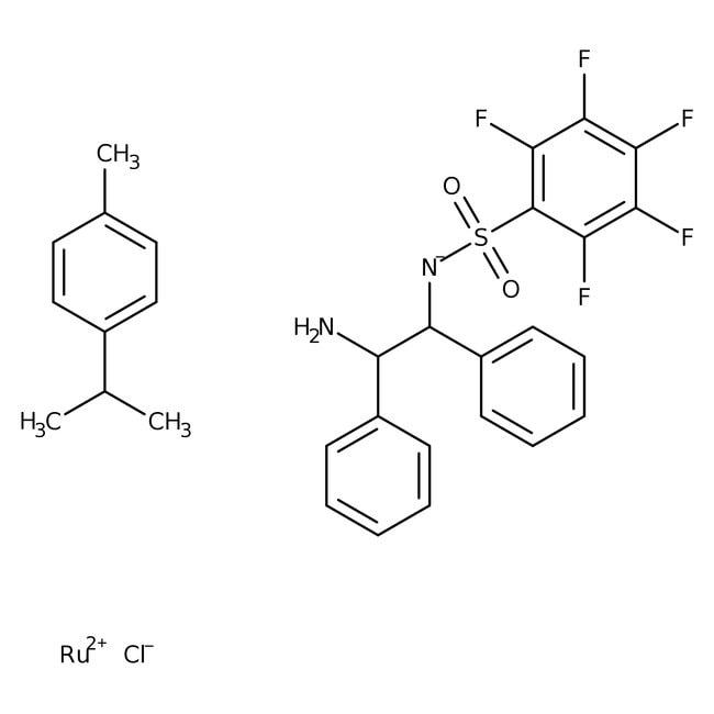 RuCl[(R,R)-Fsdpen](p-cymene) 90.0+%, TCI America™