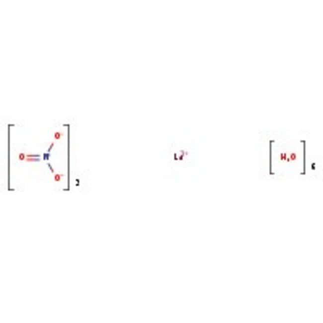 Lanthanum(III) nitrate hexahydrate, Reacton™, 99.999% (REO), Alfa Aesar™