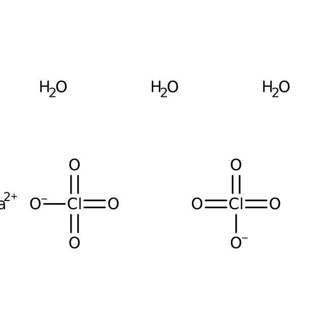 Barium perchlorate trihydrate, Reagent Grade, Alfa Aesar